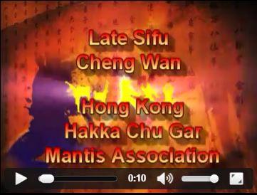 Hakka Southern Praying Mantis Kung Fu